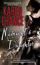 Midnight's Daughter (Dorina Basarab, Dhampir, Book 1), Karen Chance, Good Condit