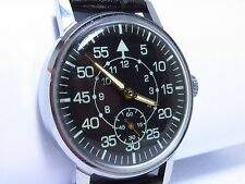 POBEDA LACO RARE Mechanical Men's Wristwatch Made in USSR