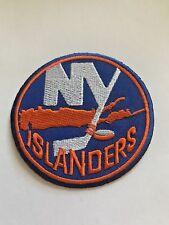 New York Islanders NHL Jersey Patch Barclays Iron On Sew Shirt Jacket Bag Hat