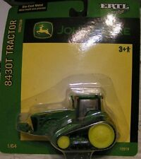 John Deere Britains ERTL 8430T Tracked Tractor Model Toy 1:64 scale 15919