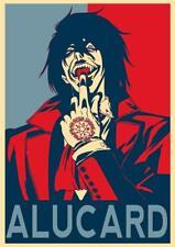 Poster Hellsing Propaganda Alucard (variant 2) - Formato A3 (42x30 cm)