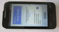 T-Mobile Alcatel 4037T Evolve 2 GSM Android Smart Cell Phone *CRACKED GLASS*