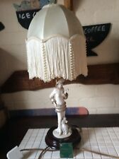 Lamp And Shade By Venice Sculture D Italia  25 Inch