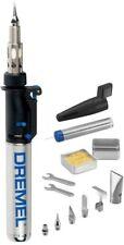 Dremel VersaTip Torch Solders Gas Butane Variable Temperature Storage Case New