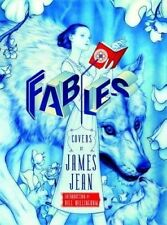 Fables: Covers by James Jean HC (New Edition) by James Jean, Bill Willingham (Hardback, 2015)