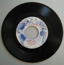 """CARL MANN 45-""""MONA LISA"""" #3539 PHILLIPS 1959."""