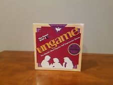 THE UNGAME CHRISTIAN VERSION SELF EXPRESSION GAME BY TALICOR 1991 NEW SEALED