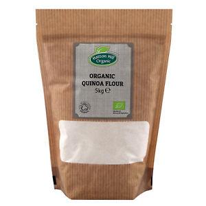 Organic Quinoa Flour 5kg Certified Organic