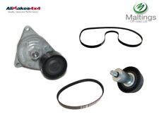 range rover 4.4 tdv8 ancillary belt tensioner kit 4.4tdv8 belt kit vouge / sport