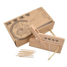 1x Neu Zhuge Mini Chinesisch Armbrust Spielzeug Wohnung Ornamente Dekoration