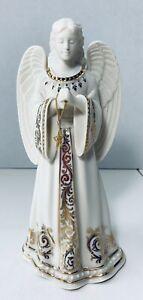 Lenox China Noelle Angel Tree Topper GORGEOUS 6092258