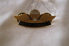 Canadian Airborne Para Rigger Half Size Jump Wing Badge Insignia