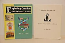 Apologia Exploring Creation with General Science text and tests by Wile GUC
