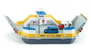 Model Ship Siku Ferry Boat 1:50 vehicles road For collection