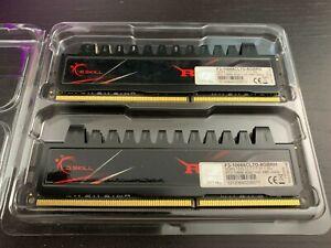 G.SKILL Ripjaws Series 8GB DDR3 1333