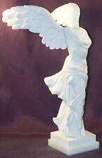 Statuette Victoire de Samothrace en Albâtre et marbre - Décoration Grèce Antique
