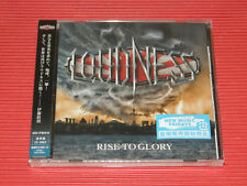2018 JAPAN CD LOUDNESS RISE TO GLORY  8118