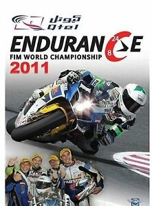 ENDURANCE - QTEL FIM WORLD CHAMPIONSHIP  2011  DVD - FREE POST IN UK