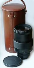 Carl Zeiss Jena Sonnar Lens MC auto f2.8 200 mm M42