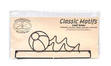 Classic Motifs Beach Ball 12 Inch Split Bottom Craft Holder