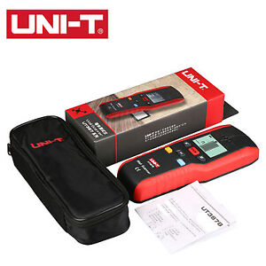 UNI-T UT387B Mini Handheld Wall Detector Metal Wood AC Cable Finder Scanner AU