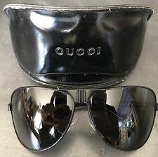 Gucci Mens Aviator Sunglasses