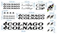 Colnago Gestanzt Abziehbild Aufkleber Fahrrad Grafik Stickers Adesivi / 609