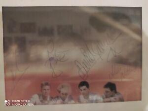 Depeche mode autogramm