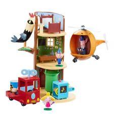 Ben & Holly's Little Kingdom Elf Tree Adventure Playset Woodpecker Figures Wise