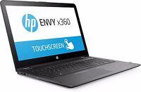 "HP Envy 15-ar052sa 15.6"" AMD A12 Quad Core 8GB 1TB 128GB Windows 10 360° Laptop"