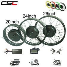 snow electric bicycle Conversion Kit 48V 750W 20 24 26