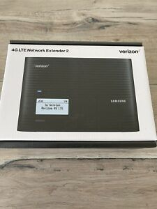 Verizon Samsung SLS-BU10B 4G LTE Network Extender 2 Cell Signal Booster NEW NIB