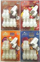 GLADE Scented Oil Refills  and warmer Variety Choices