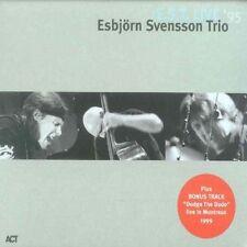 Est Live 95 and Bonus 0614427929525 by Esbjorn Svensson Trio CD