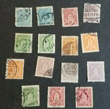 Denmark, Danmark, small lot of official stamps