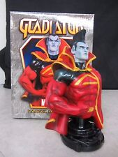Bowen Designs ~ Gladiator Mini-Bust ~ 956/2000 ~ 2006 Marvel