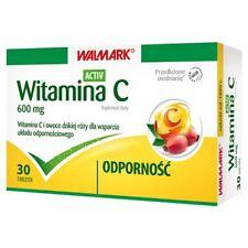 Vitamin C 600mg Activ, 30 tablets