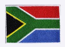 Patch à coudre écusson patche AFRIQUE DU SUD 70 x 45 mm pays monde