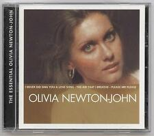CD Olivia Newton-John the essential Australia 2006 RARE IMPORT NEW MINT CONDITIO