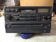 1998 1999 2000 2001 2002 Honda Accord Radio Cassette CD PLAYER OEM #582