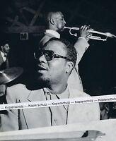 Thelonius Monk und Kenny Dorham - Jazzmusiker - um 1950 (?)      O 16-15