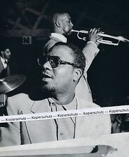 Thelonius Monk y Kenny Dorham-músico de jazz-para 1950 (?) o 16-15