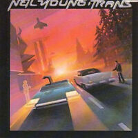 Neil Young - Trans (uk Mid Price) NEW CD