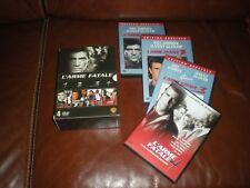 COFFRET 4 DVD FILMS L'ARME FATALE 1 + 2 + 3 + 4 - AUDIO FRANCAIS ANGLAIS ITALIEN