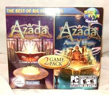 The Best Of Big Fish Games - Two Azada Hidden Object Games - PC Software