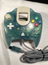Sega Dreamcast Hello Kitty Controller Blue USA SELLER