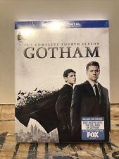 Gotham: The Complete Fourth Season Blu-ray + Digital Brand New In Unopened Box!