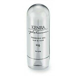 Kenra Platinum Freezing Gel 24 Lock & Hold 6 oz Free Shipping