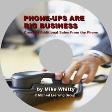 Auto Sales Training - Phone-Ups are Big Business Audio