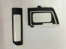BMW R1150GS, R1150GSA Instruments 3D Carbon Look Sticker Di Noc